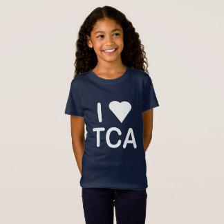 I ♥ TCA - Girl's T-shirt