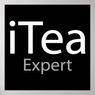 i Tea Expert (IT Expert) Poster