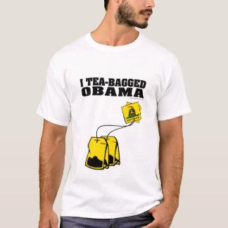 I Teabagged Obama T-Shirt