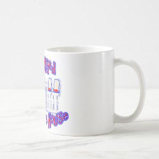 I Teabagged The White House Basic White Mug