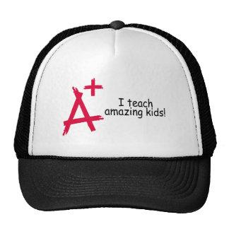 I Teach Amazing Kids Hats