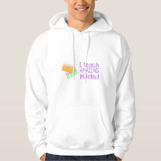 I Teach Amazing Kids (Numbers) Sweatshirts