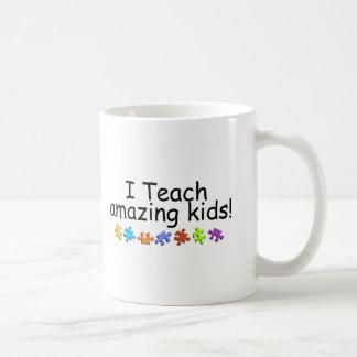 I Teach Amazing Kids (PP) Classic White Coffee Mug