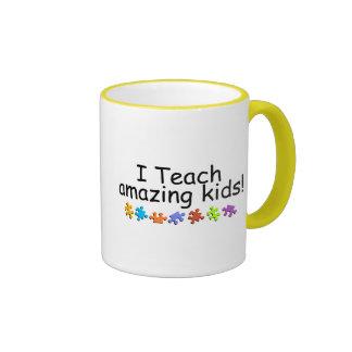 I Teach Amazing Kids (PP) Coffee Mug