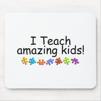I Teach Amazing Kids PP Mouse Pads