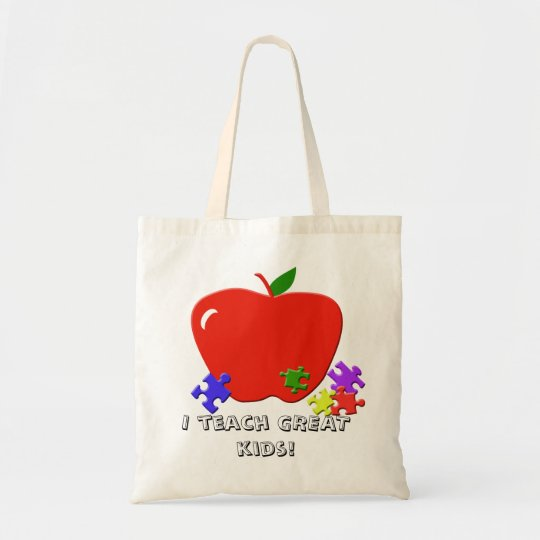 I teach GREAT Kids! Tote Bag