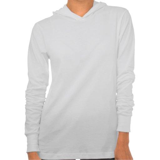 I Teach Montessori What's Your Superpower? Hooded Sweatshirt