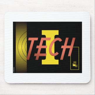 I Tech mousepad