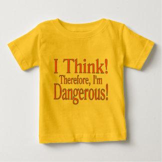 I Think! Baby T-Shirt