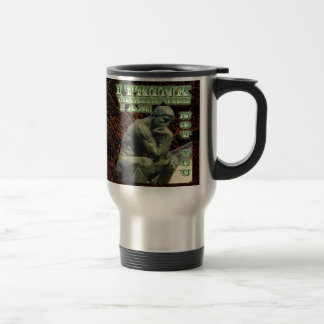 I THINK THEREFORE I AM NOT YOU COFFEE MUGS