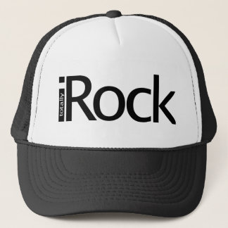 i (totally) Rock Trucker Hat