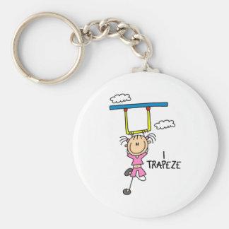 I Trapeze Keychain