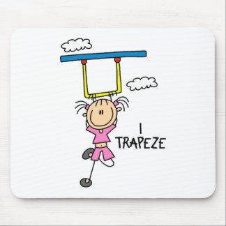 I Trapeze Mousepad