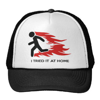 I Tried It At Home Cap