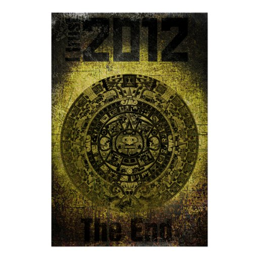 I Trust 2012 The End Print