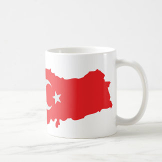 I turkey icon basic white mug
