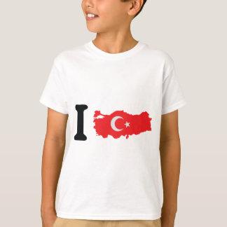 I turkey icon shirt