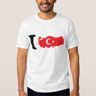 I turkey icon tshirt