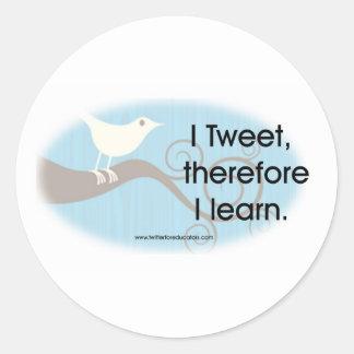 I Tweet Stickers