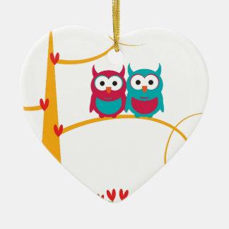 I Tweet You Christmas Ornament
