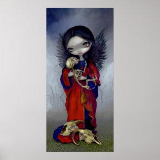 I Vampiri: Angelo della Morte ART PRINT vampire