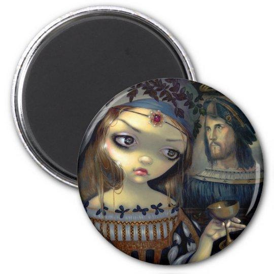 """I Vampiri:  Lucrezia Borgia"" Magnet"