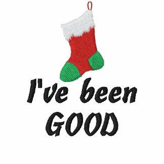 I ve been GOOD Ladies Christmas Shirt