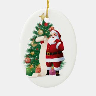 I've Been Good Ornament