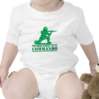I ve Been Known To Go Commando Bodysuit
