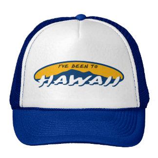 I ve Been To Hawaii Mesh Hat