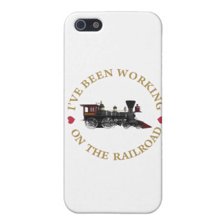 I ve Been Working On The Railraod iPhone 5 Cover