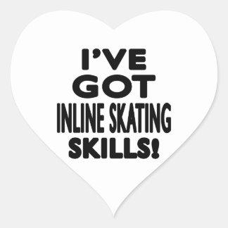 I ve Got Inline Skating Skills Stickers