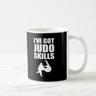 I've Got Judo Skills Martial Arts & MMA Coffee Mug