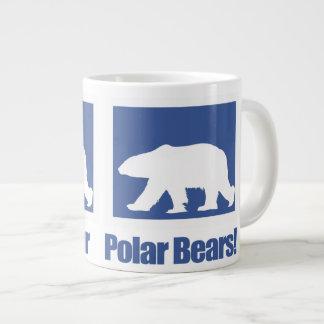 I Vote For Polar Bears - Mug