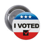 I Voted Badges