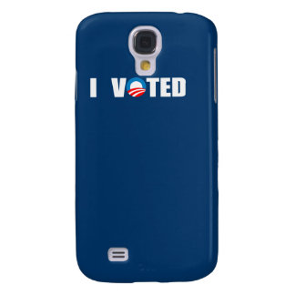 I VOTED GALAXY S4 COVERS