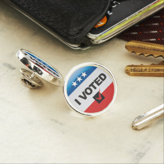 I Voted Commemorative Pin Lapel Pin