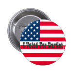 I Voted For Bartlet - The West Wing 6 Cm Round Badge