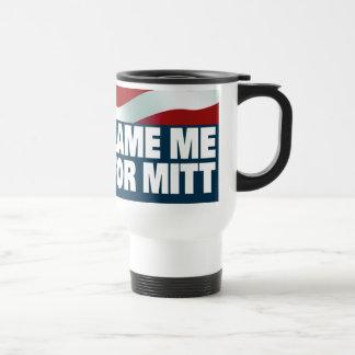 I Voted For Mitt Travel Mug