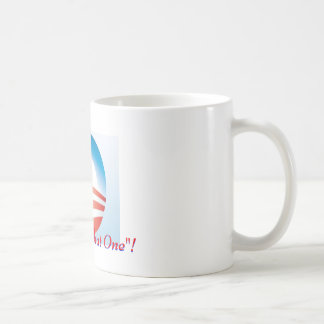 "I voted for ""That One""! Basic White Mug"