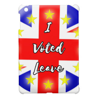 i voted leave iPad mini cover