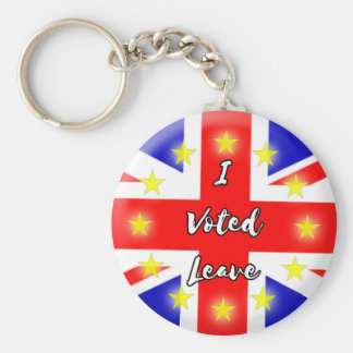 i voted leave key ring