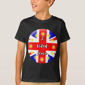 i voted leave T-Shirt
