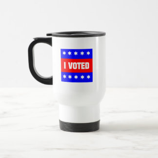 I Voted Coffee Mug