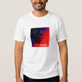 I Voted -- Obama T-shirts