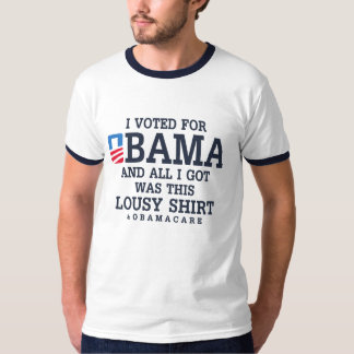I Voted Obama Tees