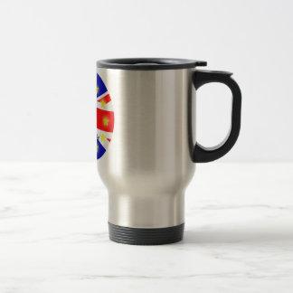 I voted Remain History Travel Mug