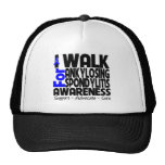 I Walk For Ankylosing Spondylitis Awareness Cap