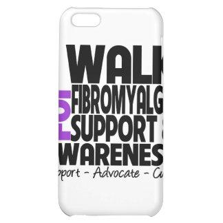 I Walk For Fibromyalgia Awareness iPhone 5C Cases
