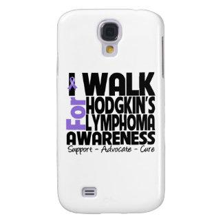 I Walk For Hodgkin's Lymphoma Awareness Galaxy S4 Case